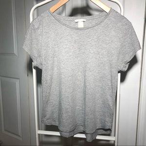 😱 $5.00 DEAL 😱 Gray Basic T Shirt